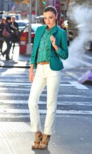 белые брюки фото