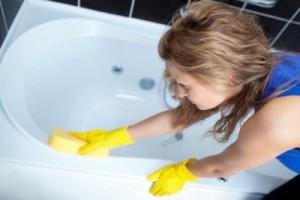 Чем чистить акриловую ванну, а также ванны из других материалов