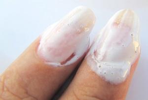 как отбелить ногти