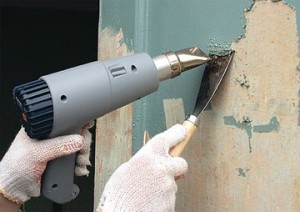 Как очистить стены от старой краски