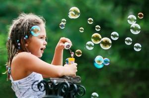 Как сделать мыльные пузыри без глицерина