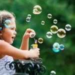 Как сделать мыльные пузыри без глицерина?